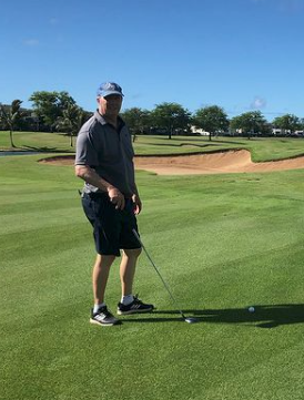 Paul McGillicuddy Golf